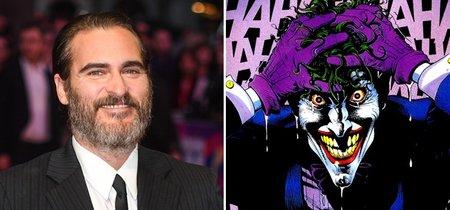 Warner lo hace oficial: Joaquin Phoenix será el Joker en una película del director de 'Resacón en Las Vegas'