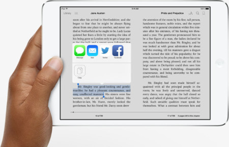 apple ibooks libro electronico ios ipad