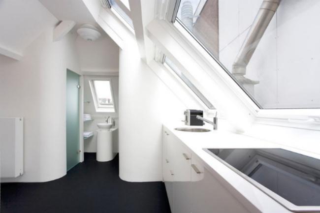 Foto de Puertas abiertas: apartamentos Maff en La Haya (2/7)