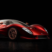 De Tomaso vuelve con el P72: un superdeportivo de más de 700 CV y cambio manual que superará los 750.000 euros