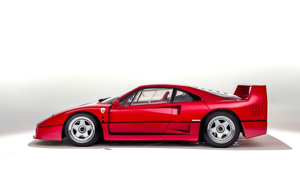 Foto de Ferrari F40 1989 (1/7)