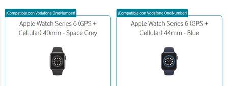 Apple Watch 6 Vodafone