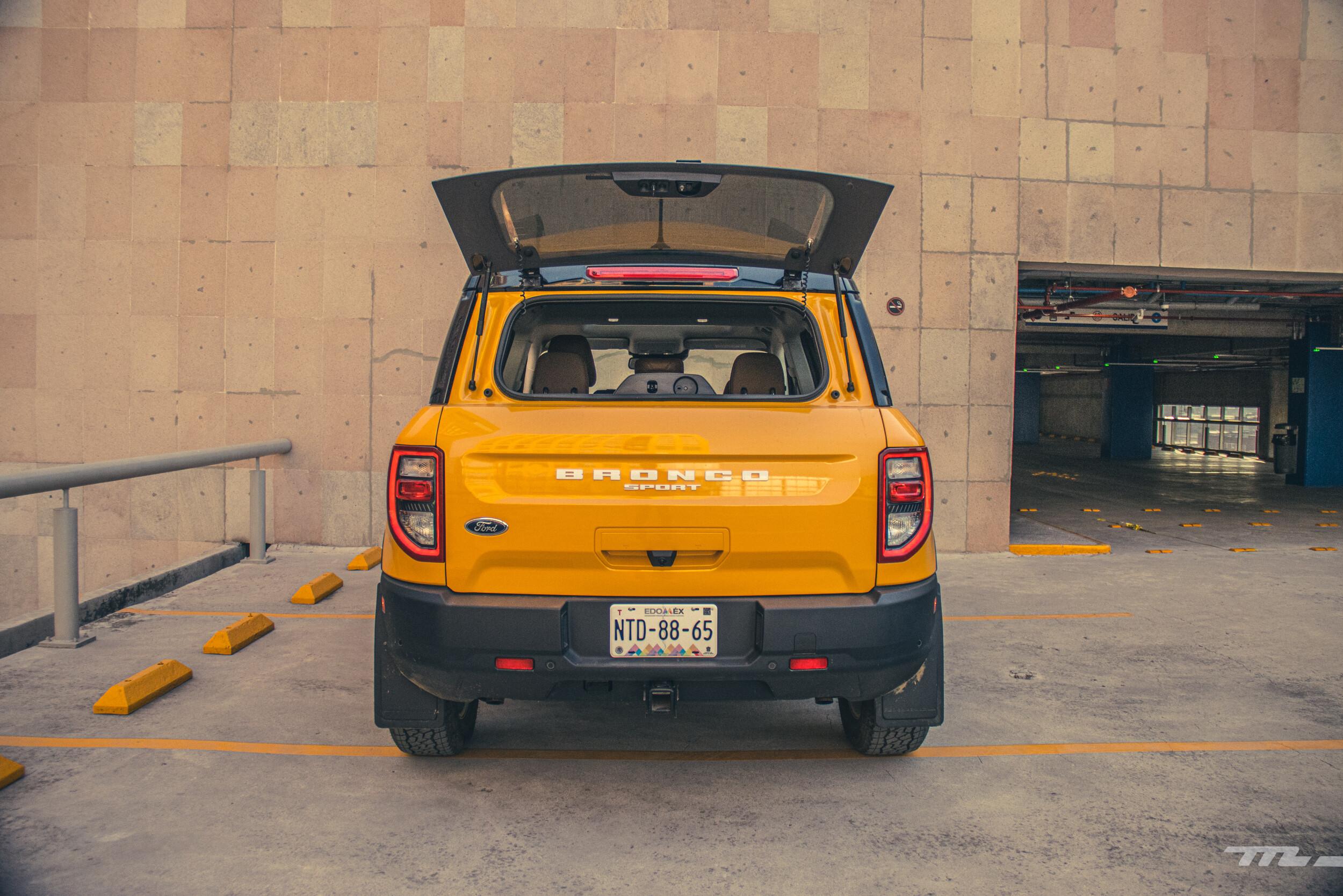 Foto de Ford Bronco Sport, a prueba (22/50)