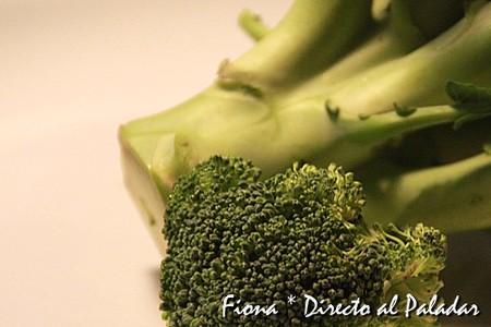 El brócoli o brécol