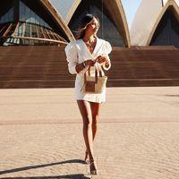 Nos inspiramos en las reinas de Instagram y os develamos como lograr 5 looks con mangas abullonadas que nos han enamorado