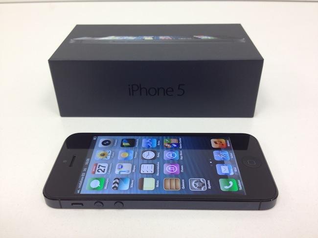 iPhone 5 caja España