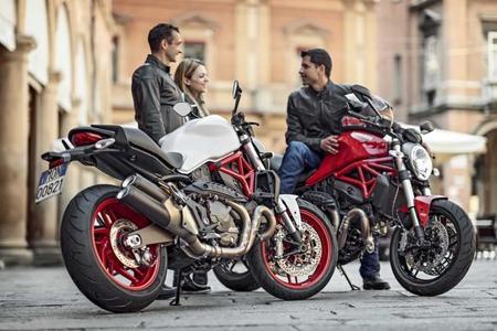 Ducati Monster 821: actualizando el icono