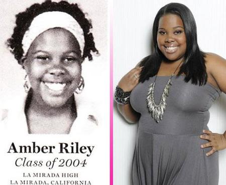 Amber Riley