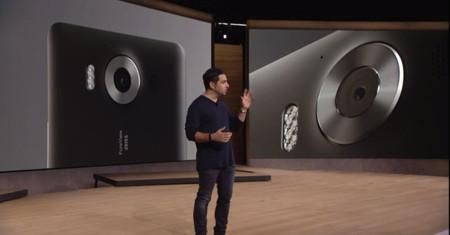 Cámaras del Lumia 950 y 950 XL