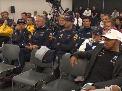 Volvemos a ver qué se cuece en la trastienda de la Fórmula 1. Vuelven los briefings de pilotos