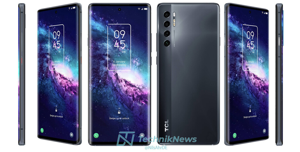 The TCL 20 Pro 5G and TCL 20L are fully filtered before launch