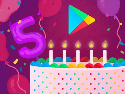 Google Play cumple 5 años y revela cuáles son los contenidos favoritos de los mexicanos