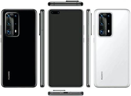 Mucho zoom, cinco sensores y 52 megapíxeles: así serán las cámaras del Huawei P40 Pro según filtraciones