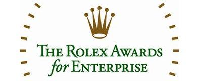 Rolex anuncia en Londres a los ganadores de los Premios mundiales a la Iniciativa