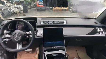Mercedes Benz Clase S 2021 3