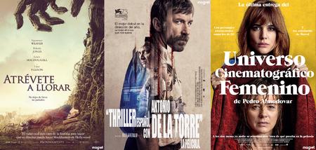 Los pósters honestos de los Goya, los títulos que de verdad deberían haber tenido las películas nominadas
