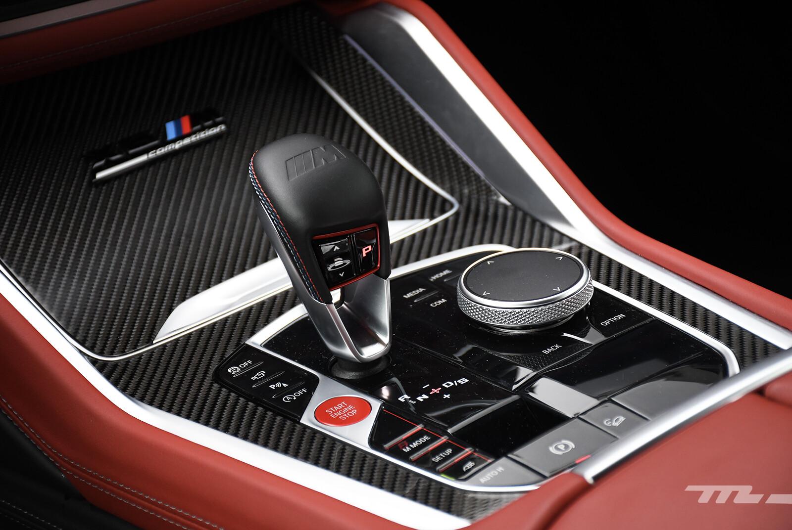 Foto de BMW X6 M Competition 2021 (prueba) (21/27)