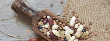 Las legumbres secas son más sanas, pero las de bote pueden ayudarte a aumentar su consumo