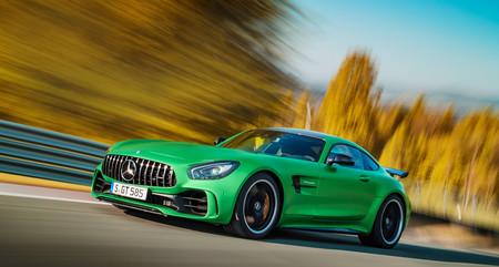 Mercedes-AMG GT se despedirá en 2020 con su versión Black Series