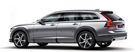 Fake Volvo V90 2 Copia