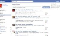 Primeras imágenes de la nueva funcionalidad de preguntas en Facebook