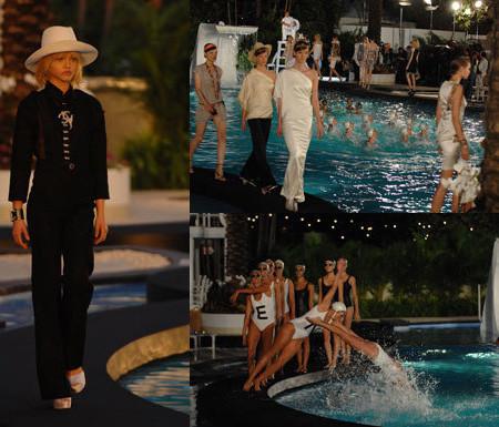 Colección Crucero 2009 de Chanel