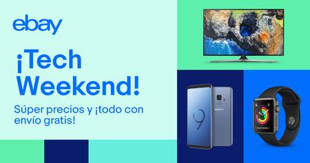 Tech Weekend en eBay: las 12 mejores ofertas en tecnología este fin de semana con el iPad como estrella