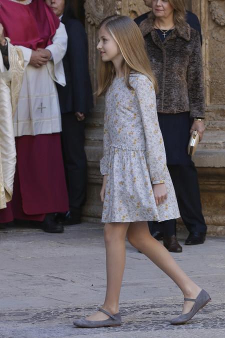princesa leonor estilo