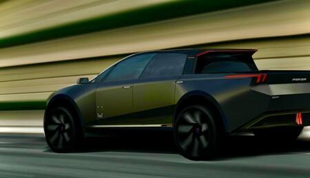 """Fisker muestra un adelanto de su futura pick-up eléctrica, """"la más eficiente del mundo"""" y radical en su versión final"""