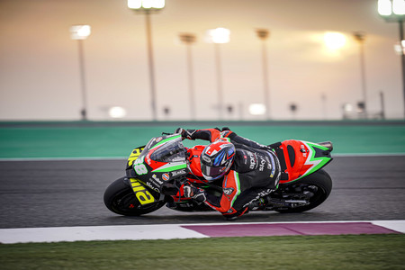 Bradley Smith Catar Motogp 2020