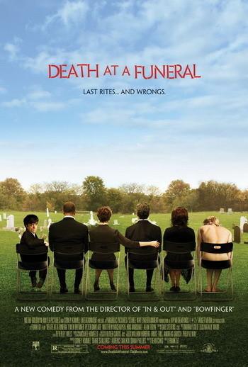 Póster y trailer español de 'Un Funeral de Muerte' de Frank Oz