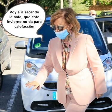 La gigantesca deuda de María Teresa Campos en números: Hacienda, su casa y trabajadores a su servicio