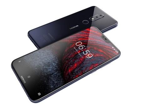 Nokia 5.1 Plus y 6.1 Plus: notch, doble cámara y Android One para la gama media que quizás veamos llegar a México