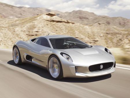 Jaguar C X75 Concept 2010