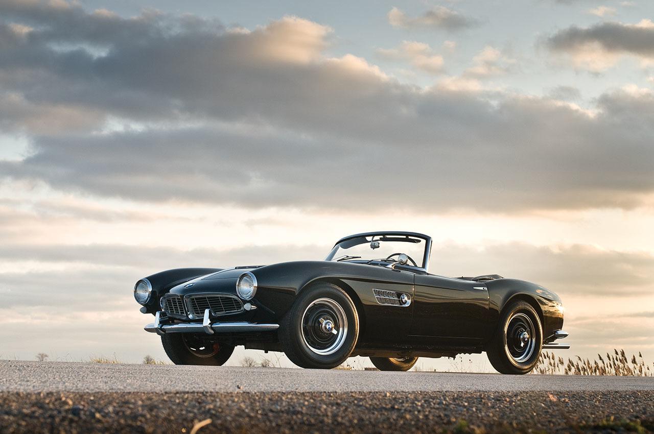 Foto de BMW 507 (Aaron Summerfield, Darin Schnabel (RM Auctions)) (2/15)