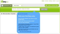 Diary.com, ten tu diario personal online, privado o compartido