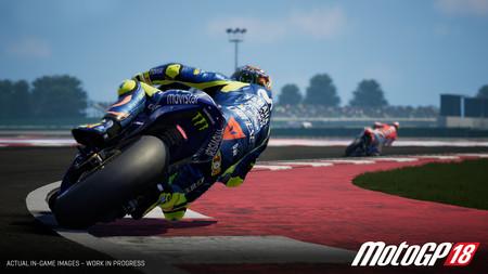 Primer teaser e imágenes de MotoGP 18: la legendaria saga motera llegará el 7 de junio a Xbox One, PS4, PC y Switch