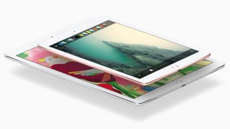 Apple actualiza la gama iPad con mejoras en almacenamiento y bajando el precio del iPad Pro