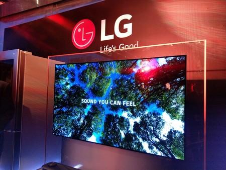 La impresionante y delgada LG Signature OLED W7 llega a México, por ella sí deberás vender uno y la mitad del otro