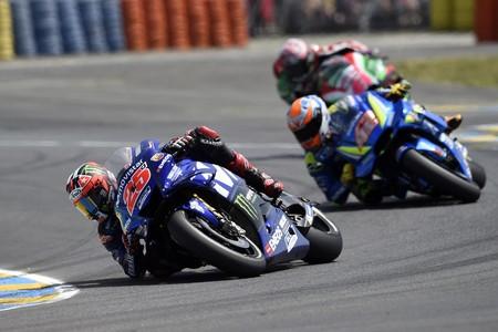 Maverick Vinales Motogp Francia 2018
