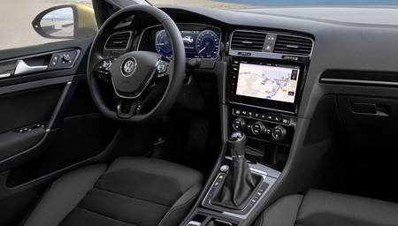 volkswagen golf 2017 al volante de un cl sico que se renueva ahora m s 39 cool 39 que n. Black Bedroom Furniture Sets. Home Design Ideas