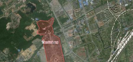 En China hay una ciudad exactamente igual que París: Tianducheng