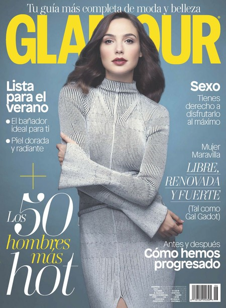 Gal Gadot In Glamour Magazine Latin America June 2017 1