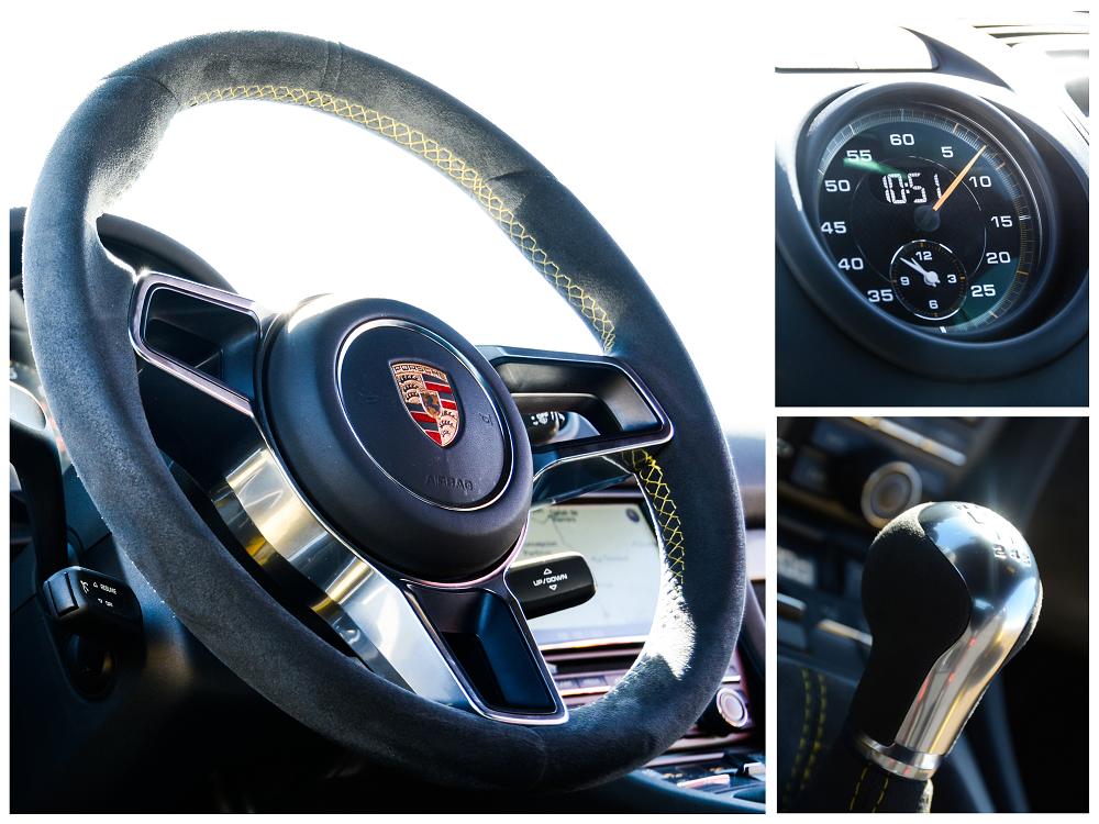 Foto de Porsche Cayman GT4 (19/19)