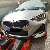 Rumor al canto: esto que asoma el morro podría ser el futuro BMW Serie 2 Coupé de tracción trasera en sus primeras imágenes