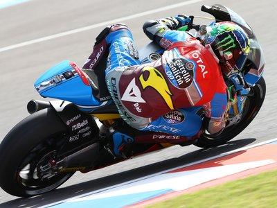 Aplastante victoria de Franco Morbidelli en Argentina con un podio histórico de KTM en Moto2