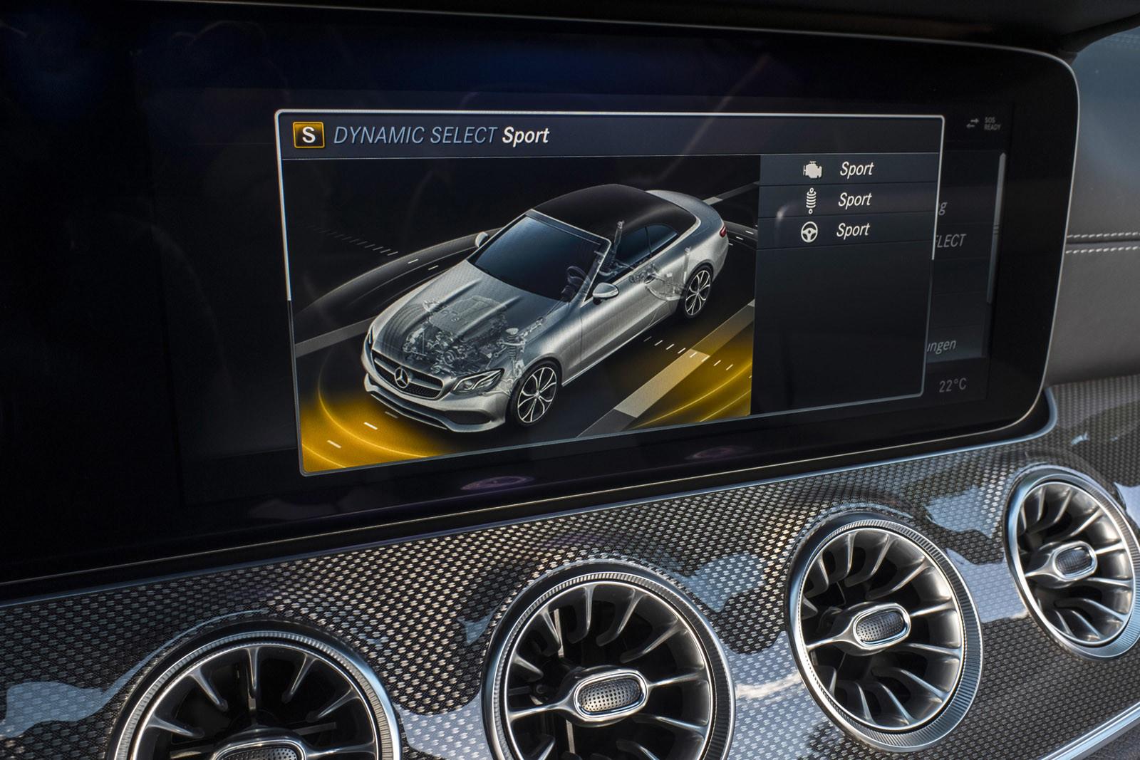 Foto de Mercedes-Benz Clase E Cabrio, toma de contacto (98/156)