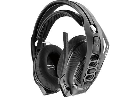 Plantronics apuesta por los auriculares sin cables para juegos con los Plantronics RIG 800LX
