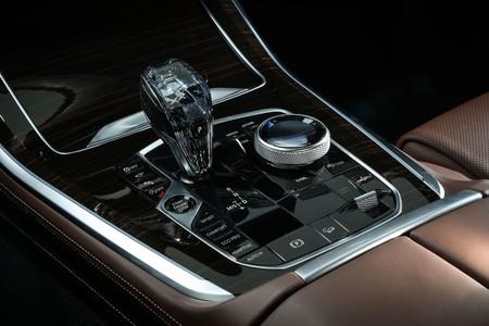 BMW X5 2019 palanca selectora