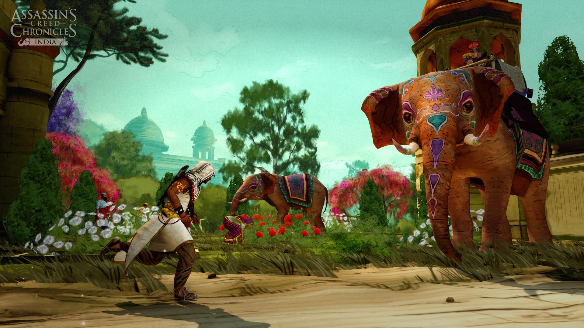 Foto de Assassin's Creed Chronicles Russia e India (8/9)